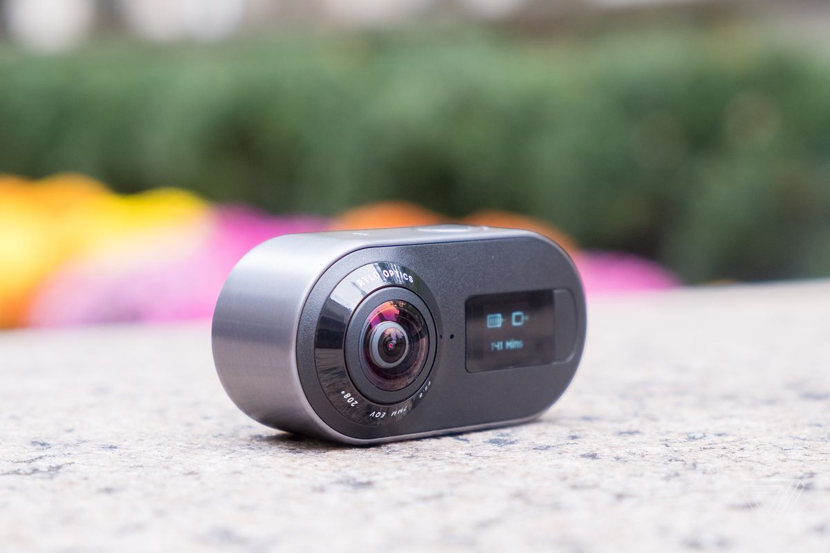 The Rylo 360-degree camera's killer feature is its software