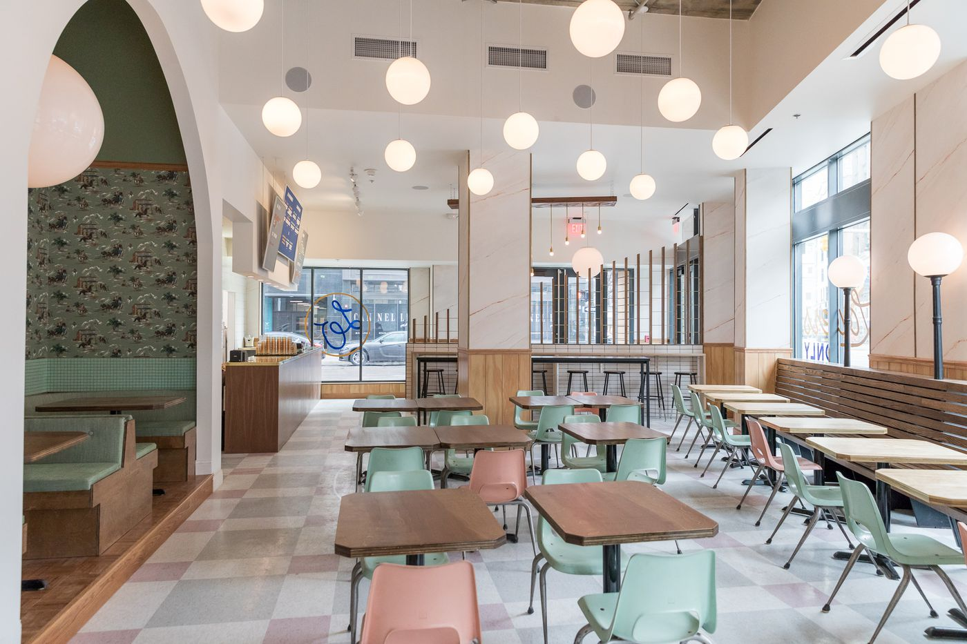 Inside Lovers Only, Detroit's New Downtown Burger Restaurant ...