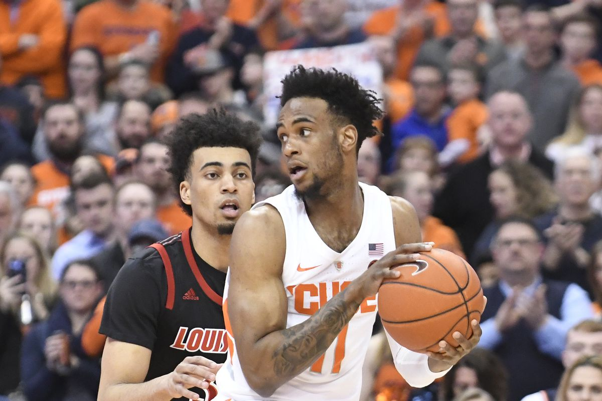 Seven Takeaways From Syracuse Basketball S 69 49 Win Over Louisville