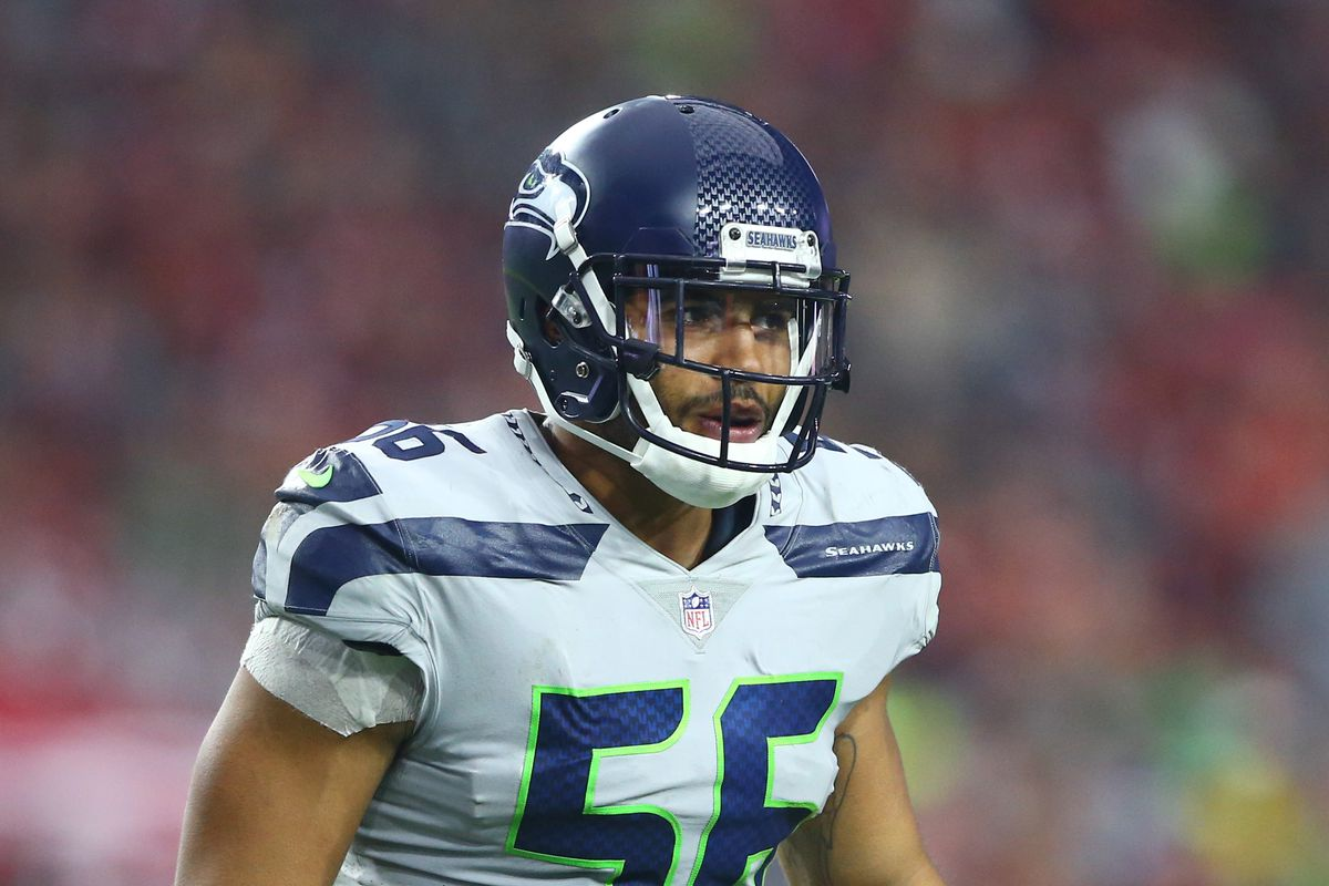 0307dc8b Why Seahawks LB Mychal Kendricks will be busy the week he is ...