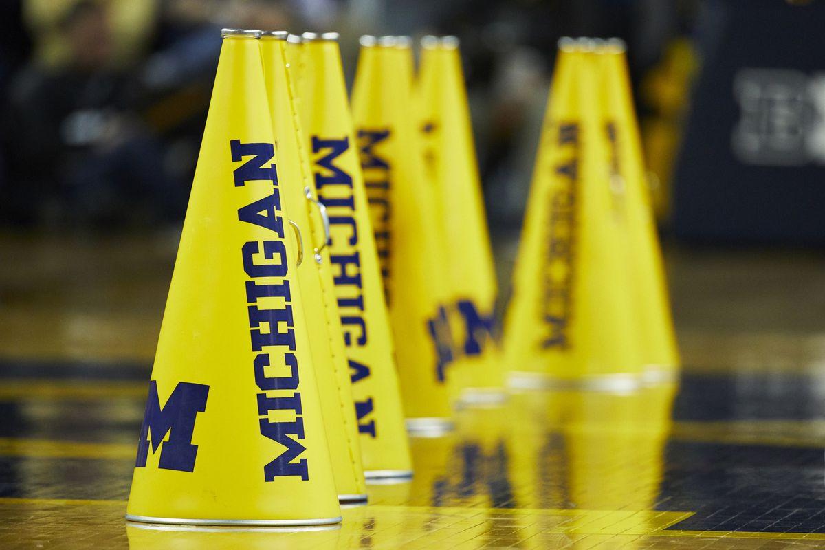 NCAA Basketball: Penn State at Michigan