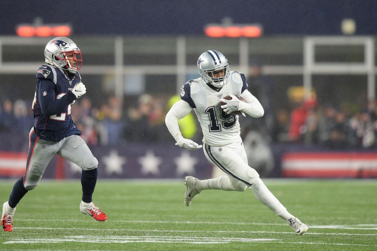 NFL: Dallas Cowboys at New England Patriots