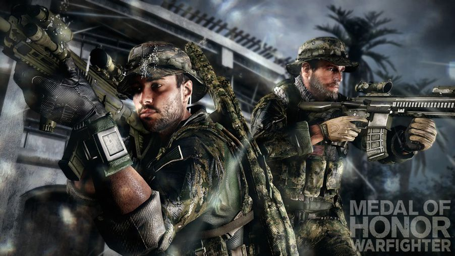 'Medal Of Honor: Warfighter' Screenshots From PAX Prime