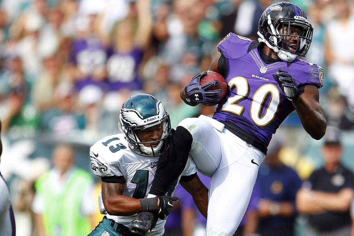 Ed Reed's hips, in happier times.
