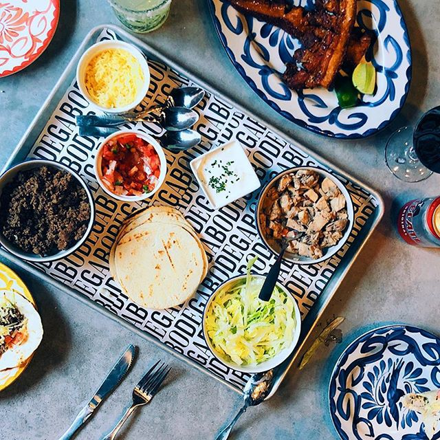 All-you-can-eat taco Mondays at Bodega Canal