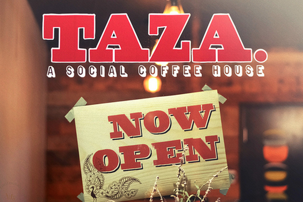 Taza Coffee, Arcadia.