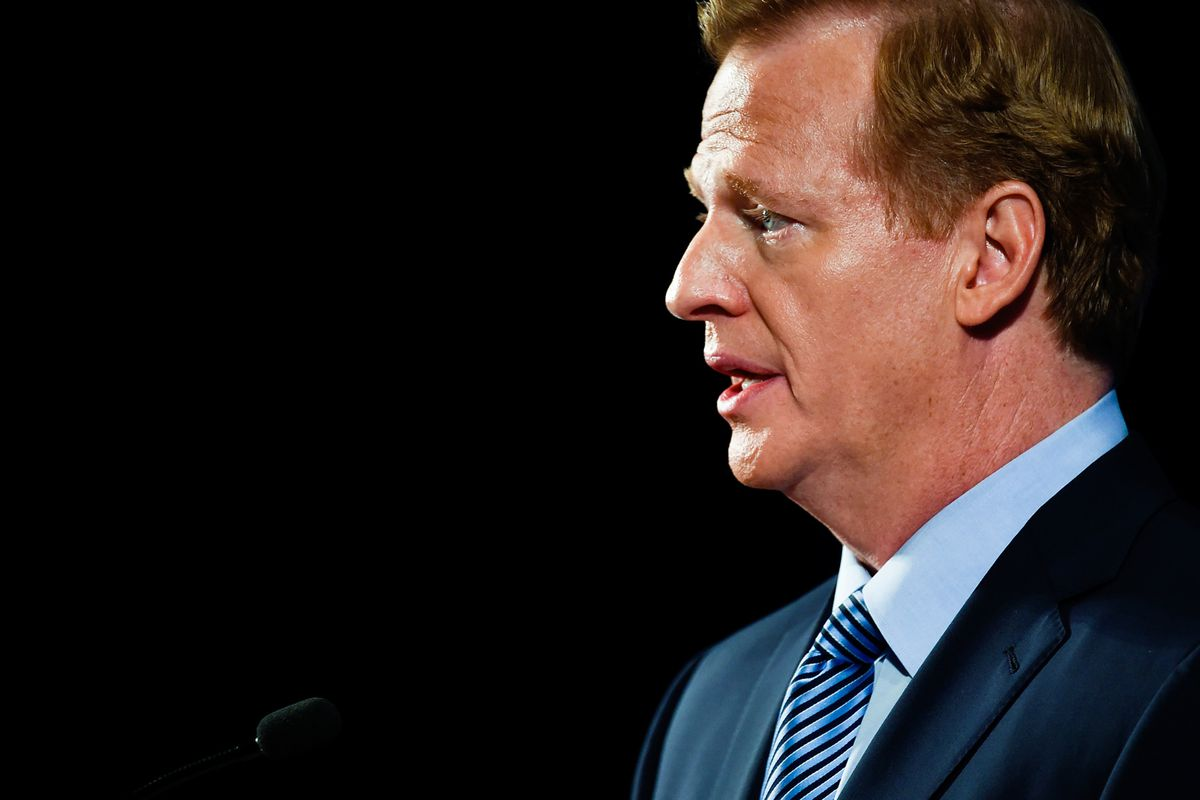 When it comes to decision-making in the NFL, it's down to one man.
