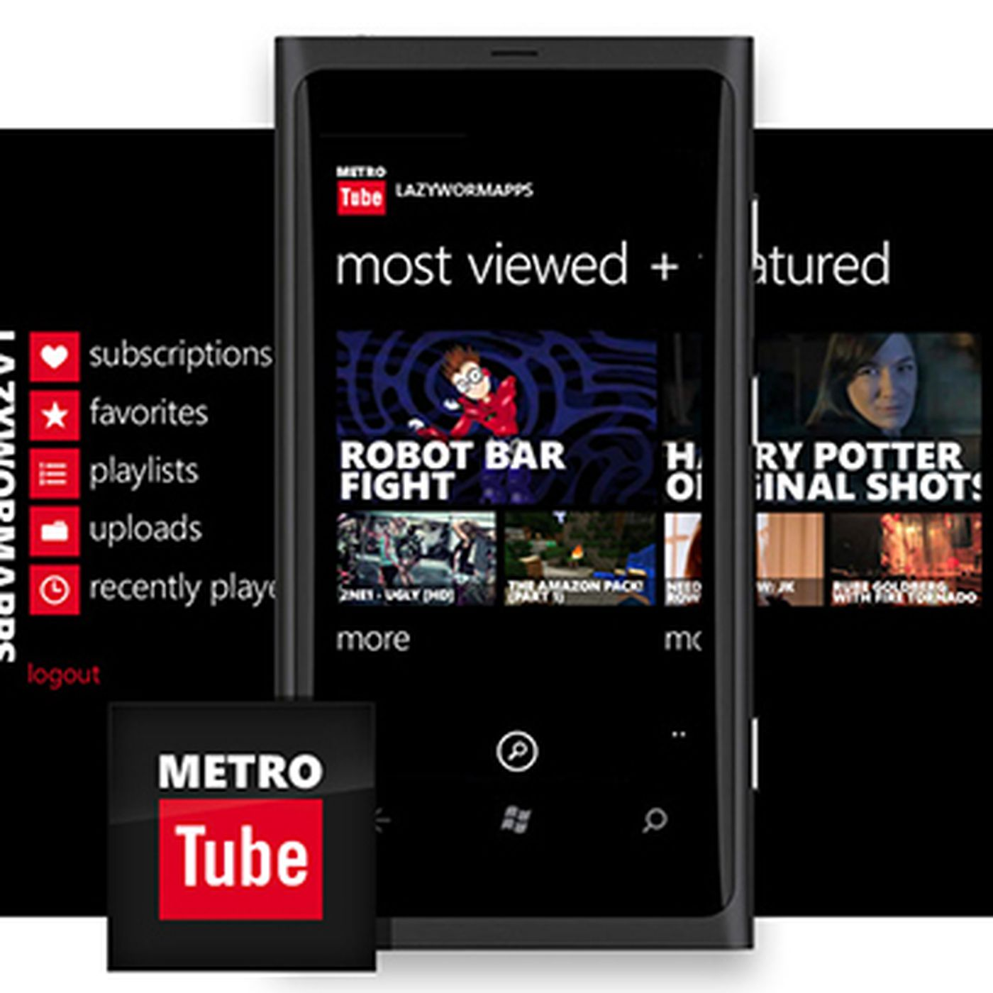 Any good free youtube app for windows 10 mobile? Windows central.