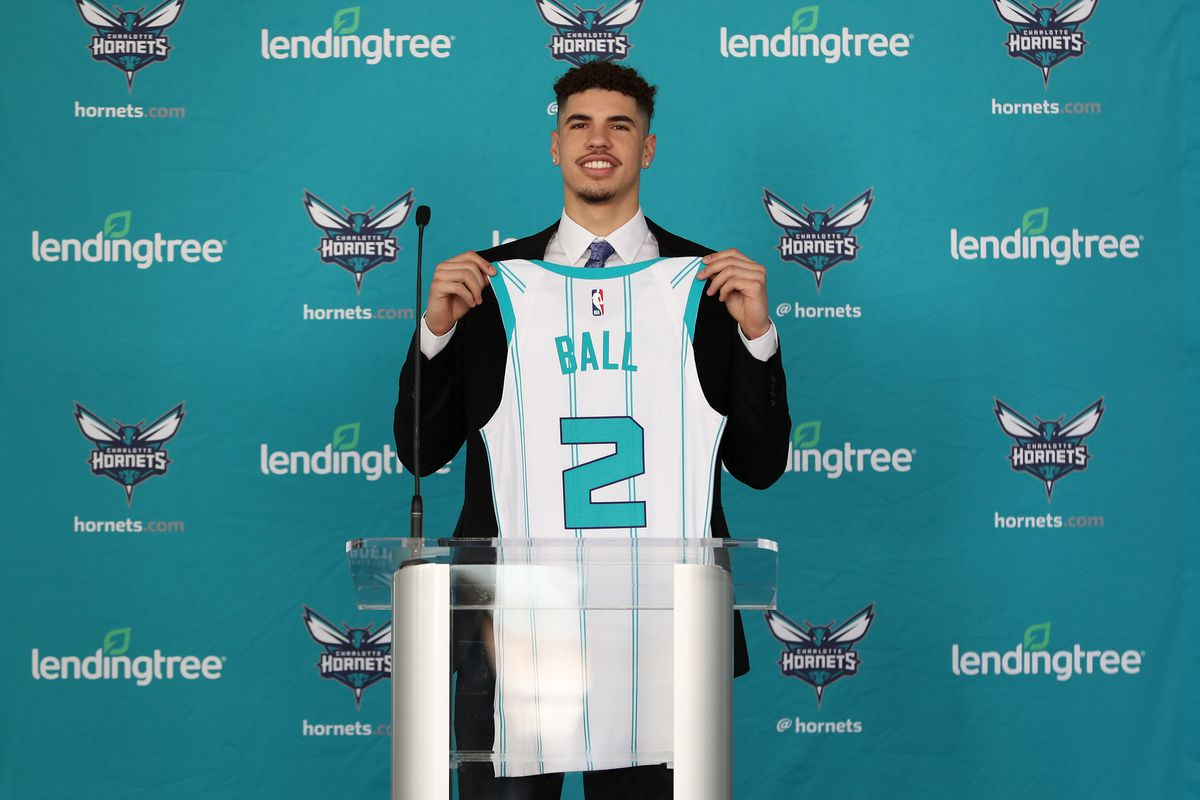 Lamelo Ball Is Charlotte Hornets Franchise Cornerstone At The Hive