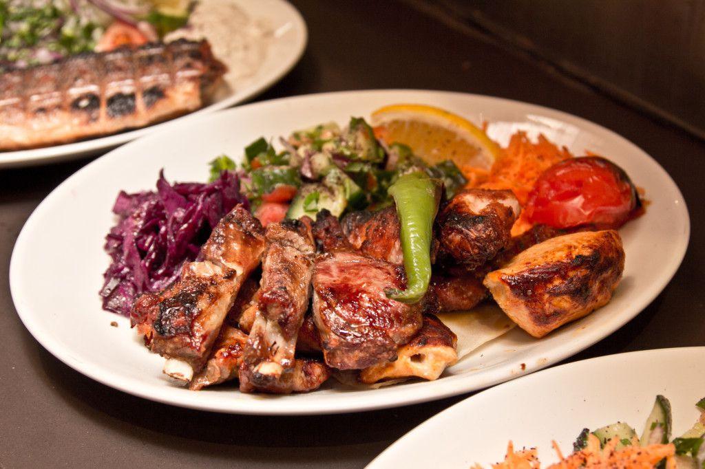 Best restaurants in Brockley include Meze Mangal in south east London