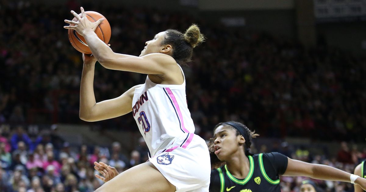 Uconns Loss To Oregon Was A Turning Point For Olivia Nelson-Ododa - The Uconn Blog