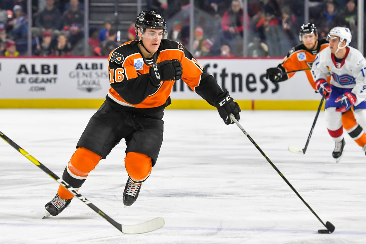 Philadelphia Flyers continue signing RFAs and extend forward Nicolas Aube-Kubel
