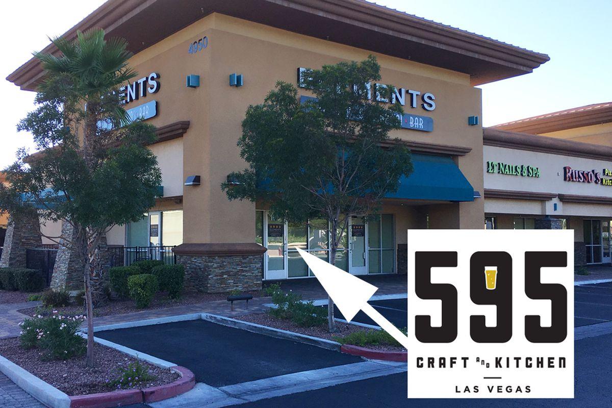 595 Craft and Kitchen
