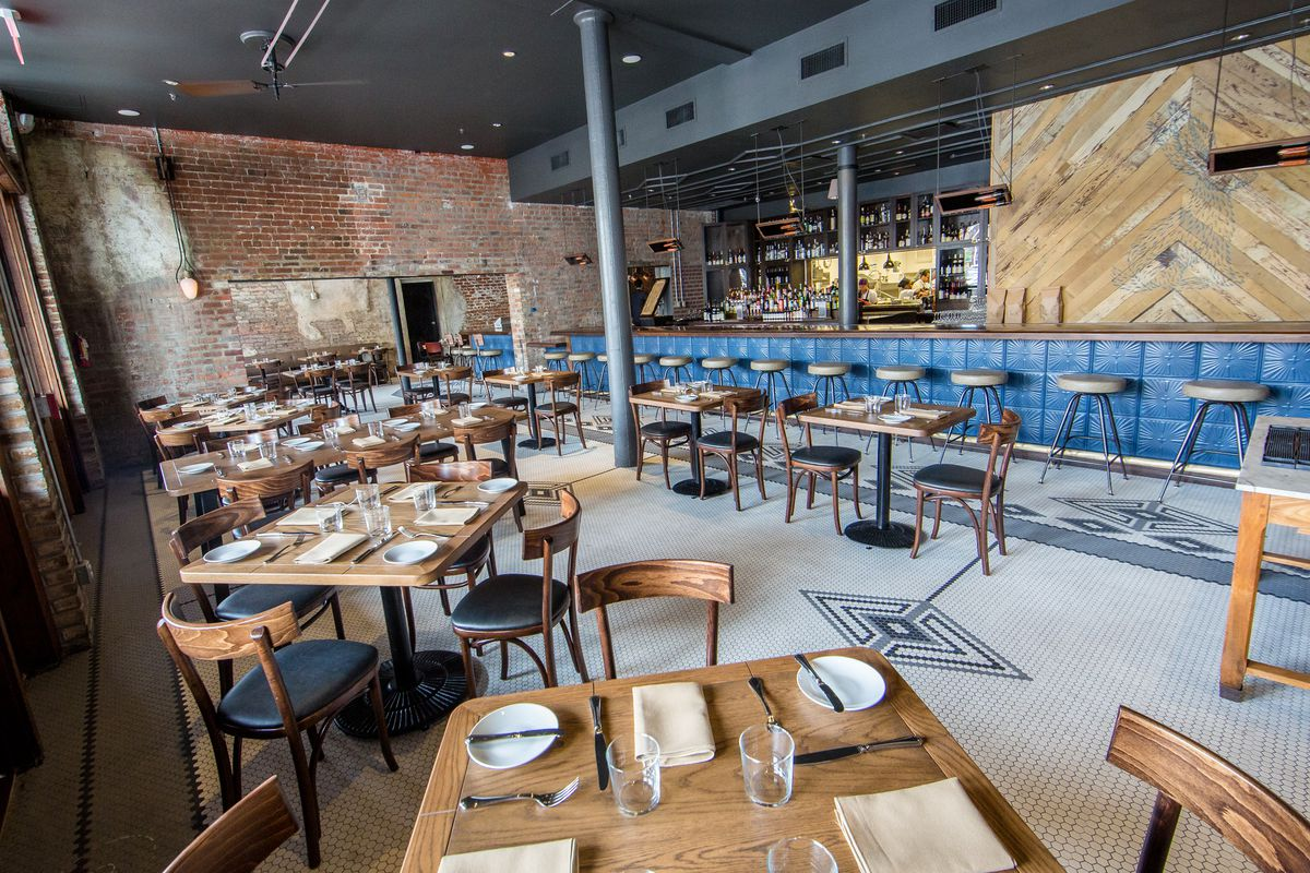 Compere Lapin Opens For Lunch In Warehouse District Eater New Orleans