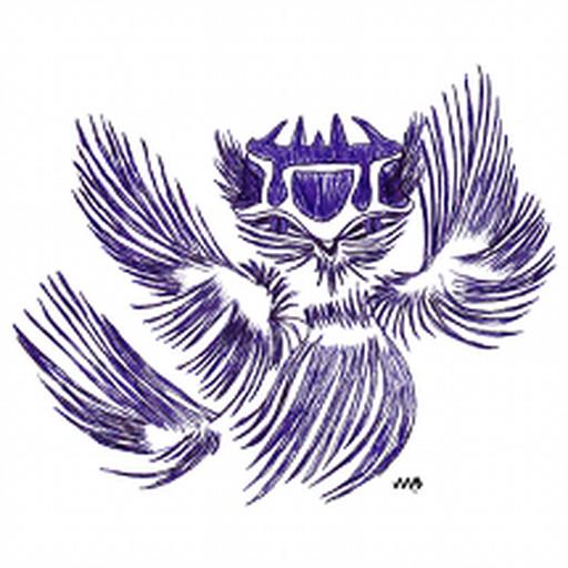 Wise owl  215x215