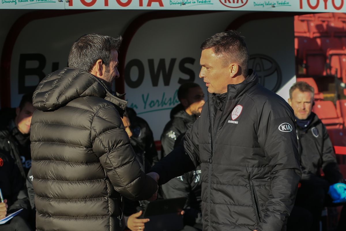 Leeds United appoint Barnsley's Paul Heckingbottom as new manager