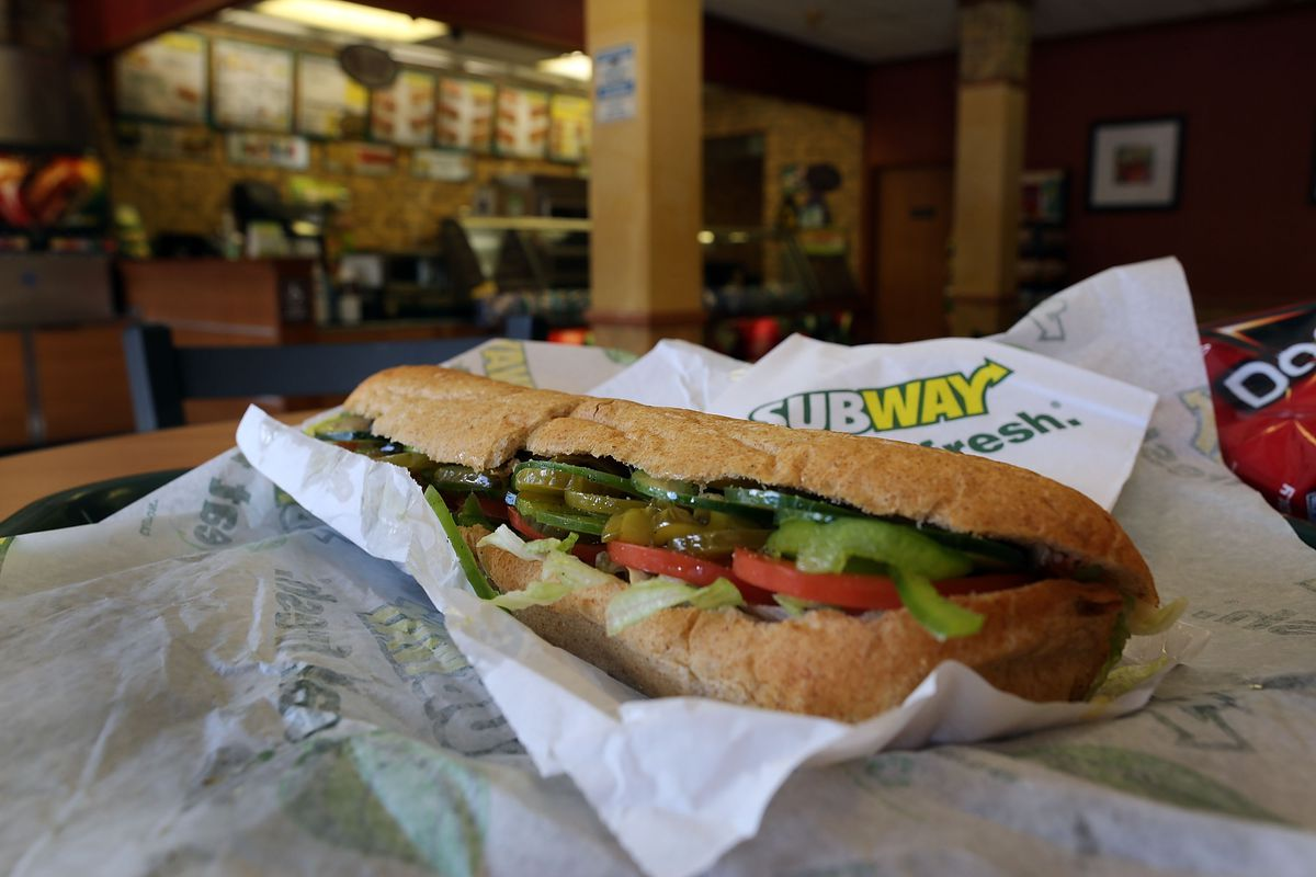 Image result for subway sandwich aesthetic