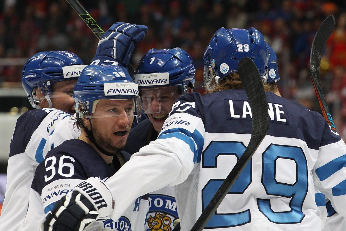 Russia vs Finland - 2016 IIHF World Championship Ice Hockey: Semi Final