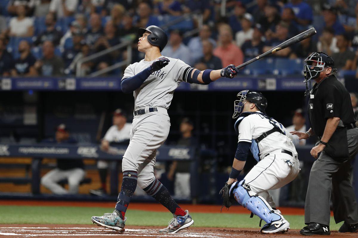 Yankees Highlights: Aaron Judge homers ...