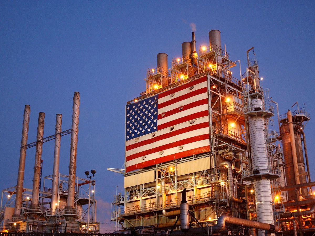 Carson refinery.