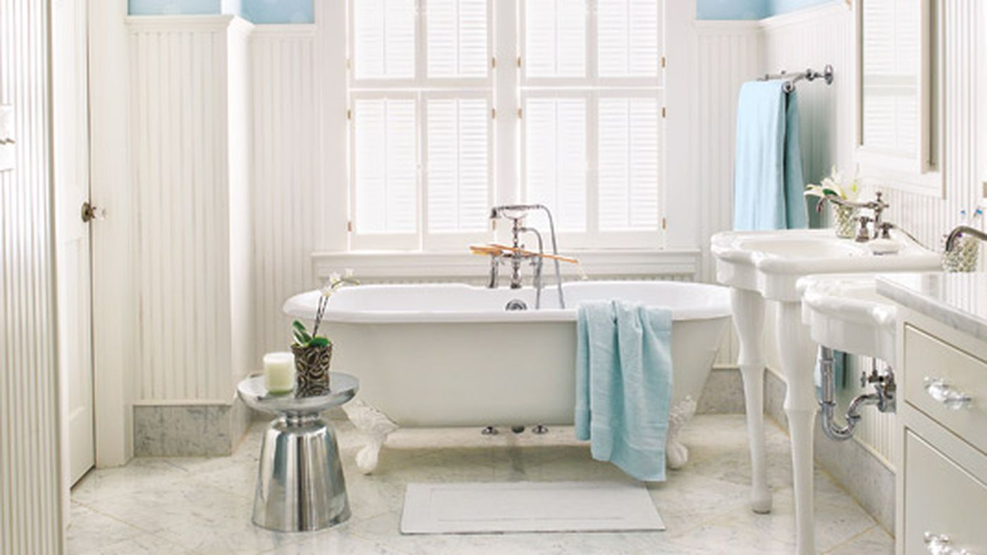How To Create A Modern Bath In A Vintage Style This Old House