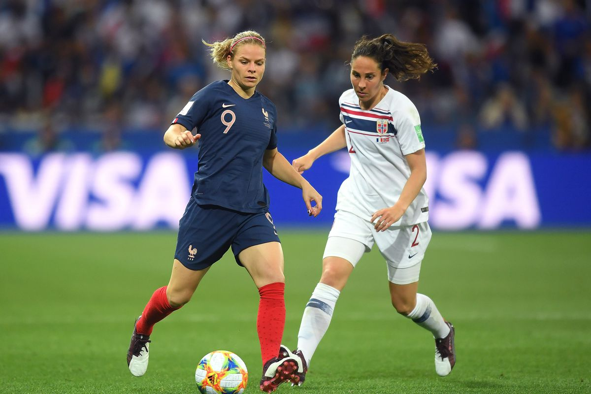 France v Norway: Group A - 2019 FIFA Women's World Cup France