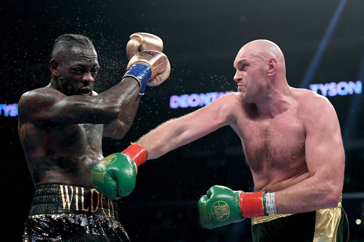 Image result for tyson fury vs wilder