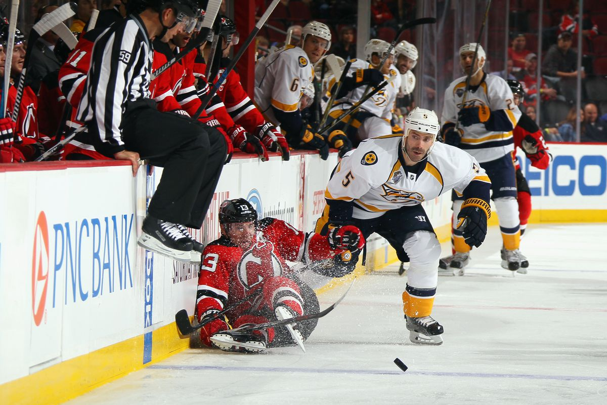 This picture sums up Mike Cammalleri's performance tonight.