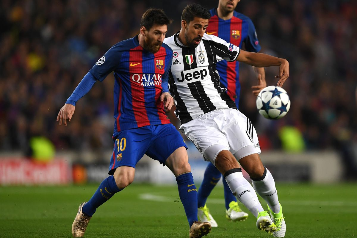 Barcelona Vs Juventus 2017 Final Score 0 0 Team Effort Puts Juve Into Champions League Semifinals Black White Read All Over