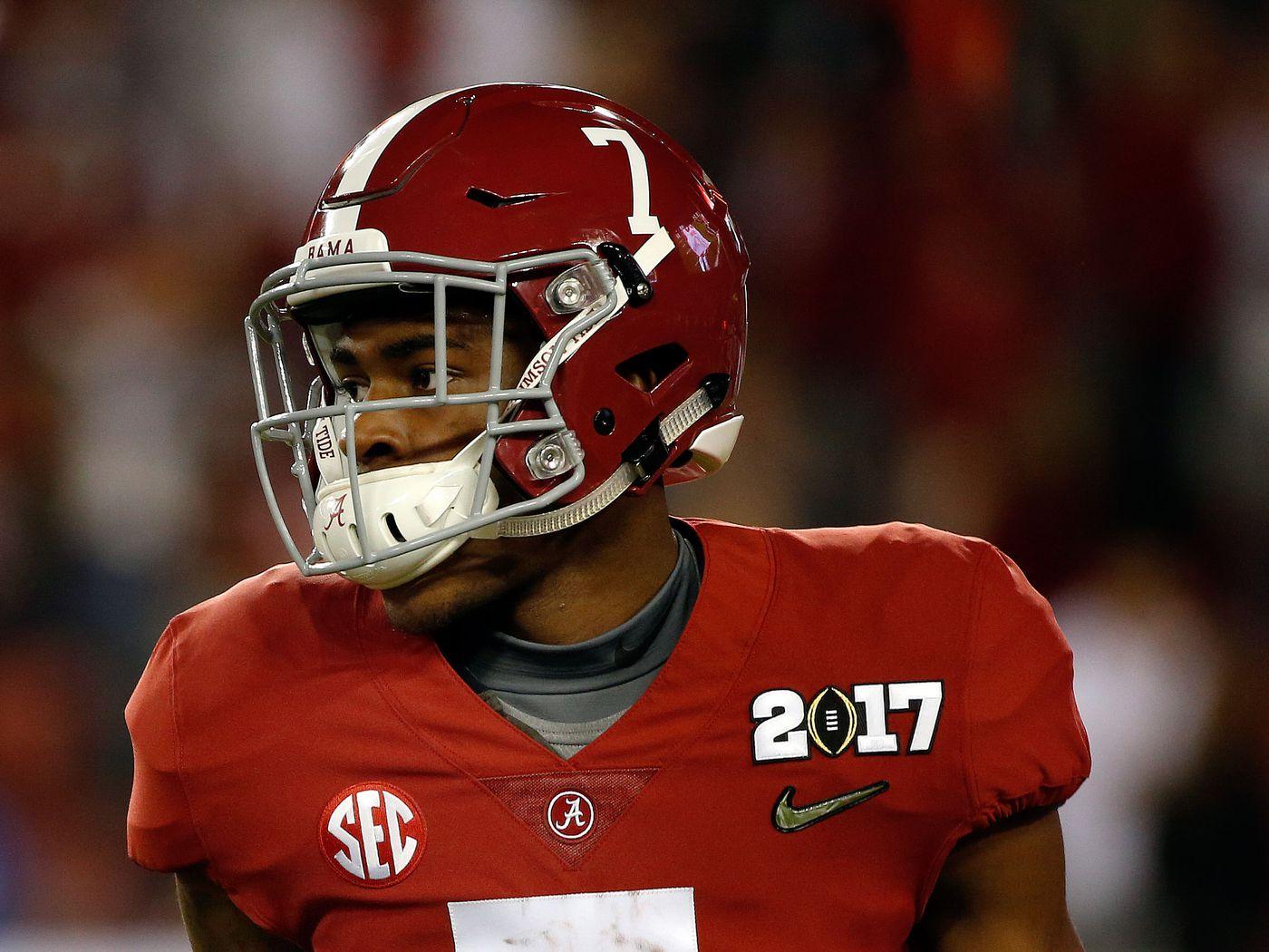 Anthony Averett Alabama Crimson Tide Football Jersey Red
