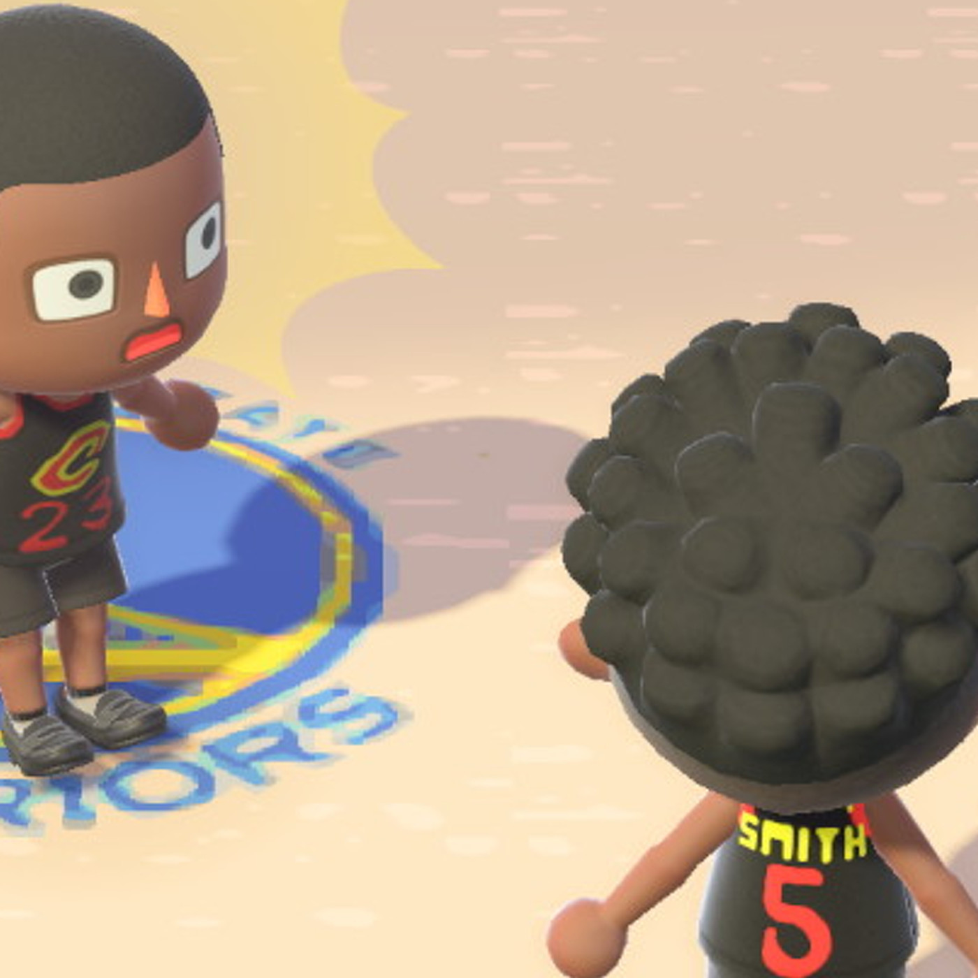 We Used Animal Crossing To Recreate Our 9 Favorite Sports Memes Sbnation Com