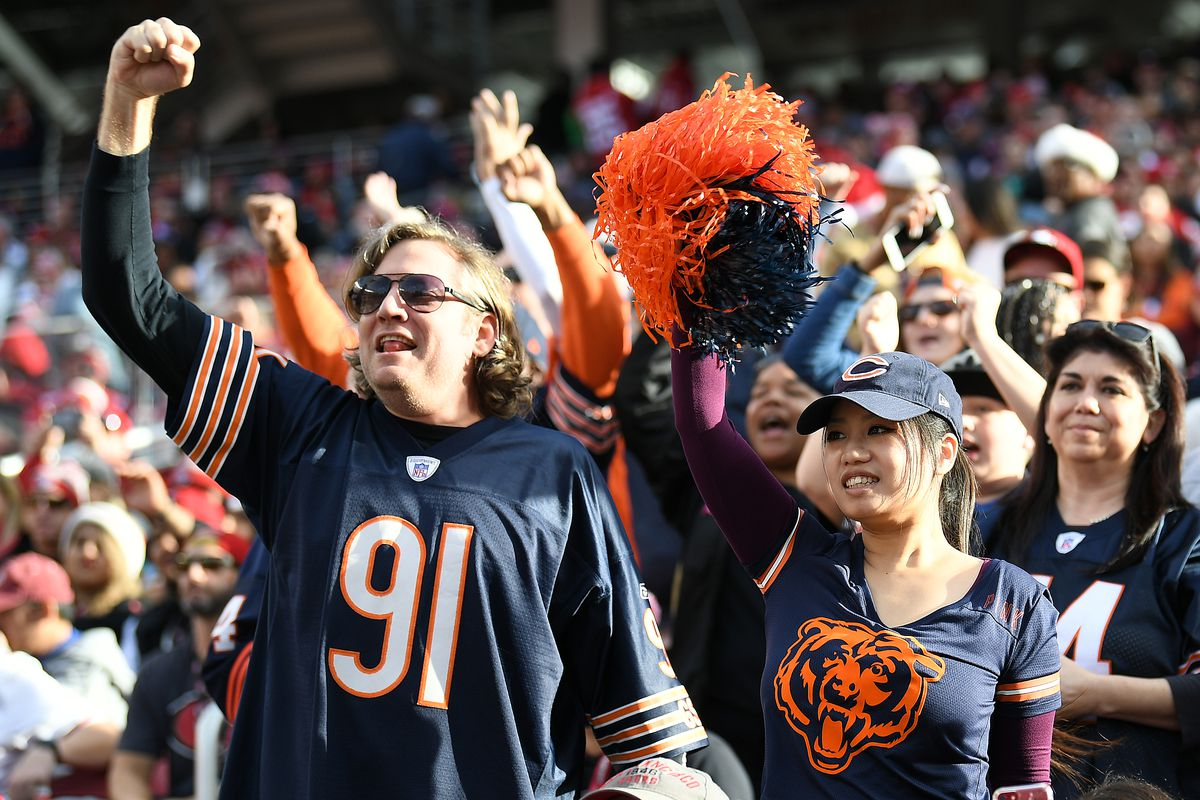 What's the best and the worst thing about being a Bears fan? - Windy City  Gridiron