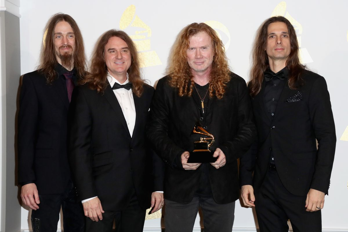 The 59th GRAMMY Awards - Press Room