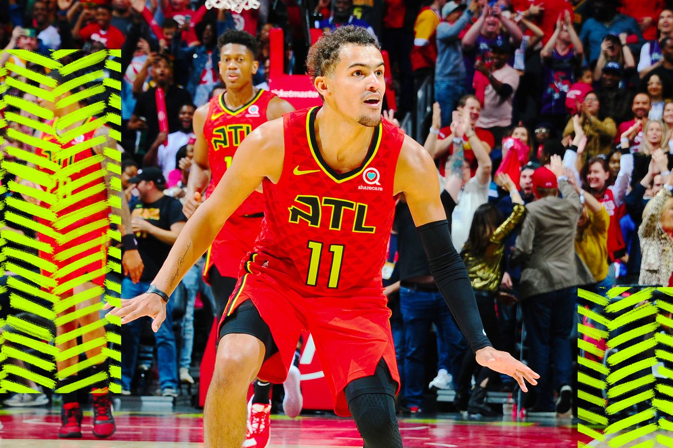 hawks.0 - The 8 best Trae Young highlights so far this season