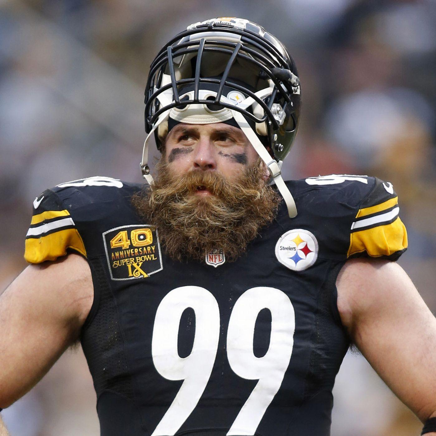 2015 Steelers season scenarios: Brett Keisel returns...again ...