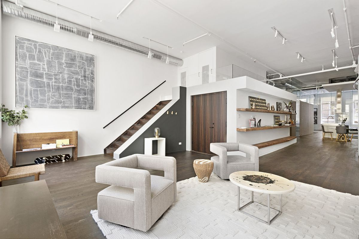 Which spacious soho loft would you drop 3m on curbed ny for Loft soho new york