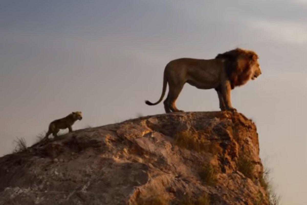 The Lion King A New Tv Spot Features Beyoncé And Donald