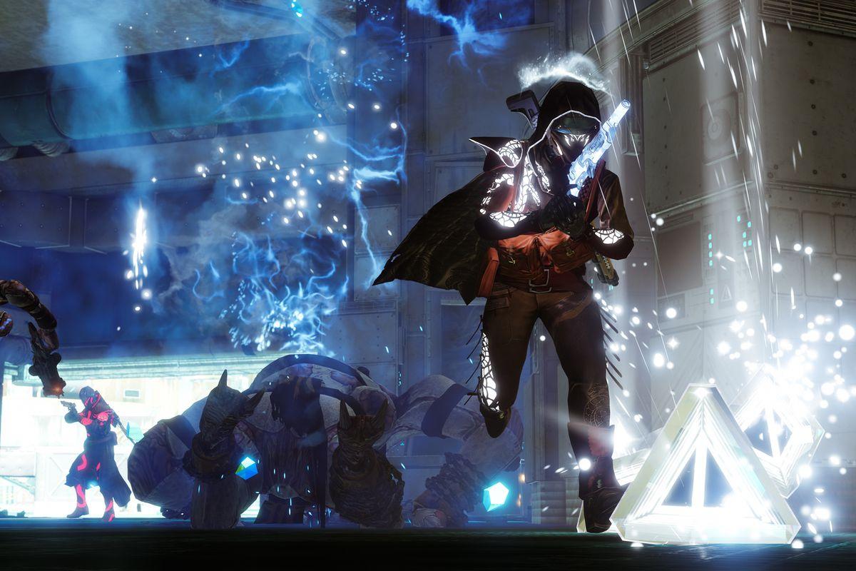 Hunter Collector Gambit Prime Destiny 2