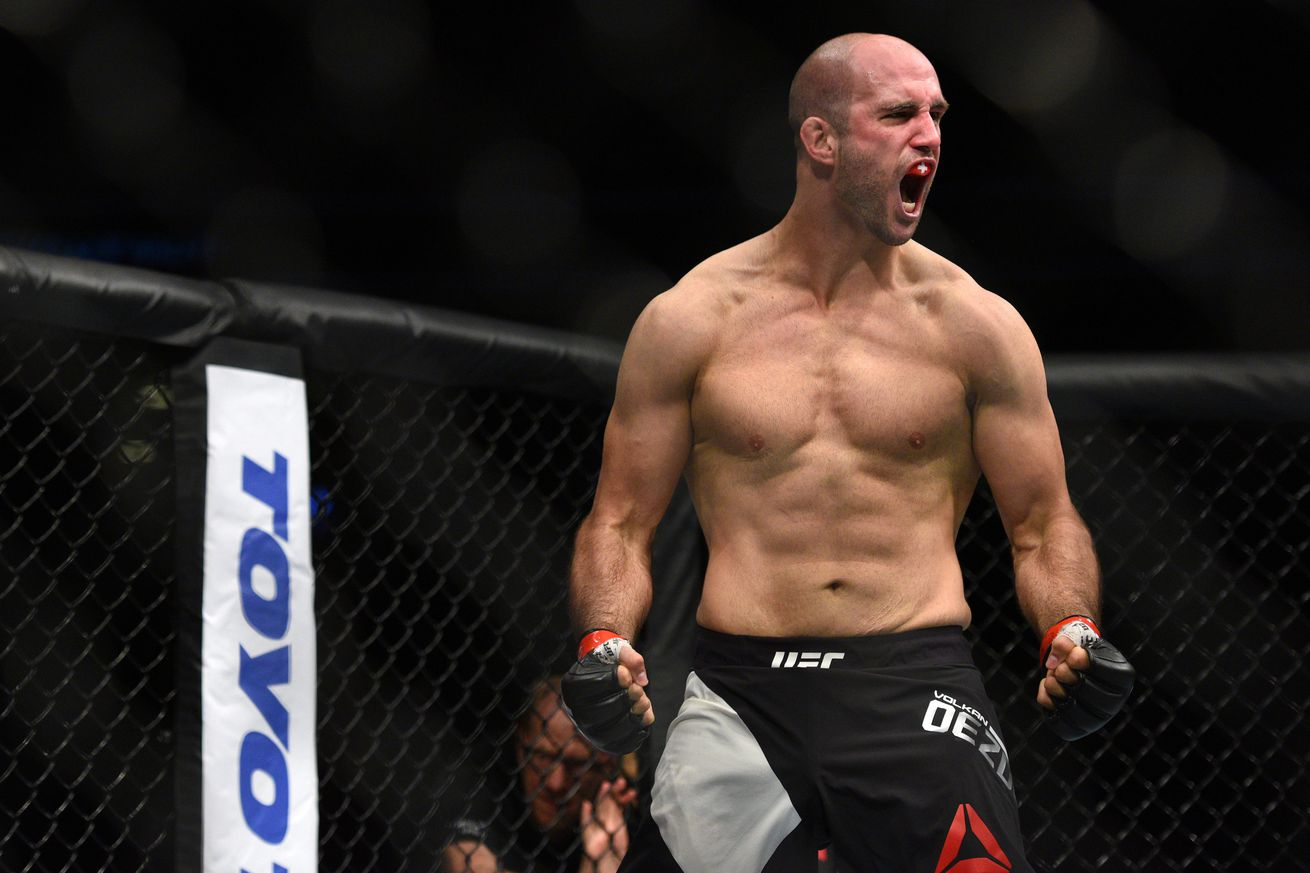 Jimi Manuwa vs. Volkan Oezdemir slated for UFC 214