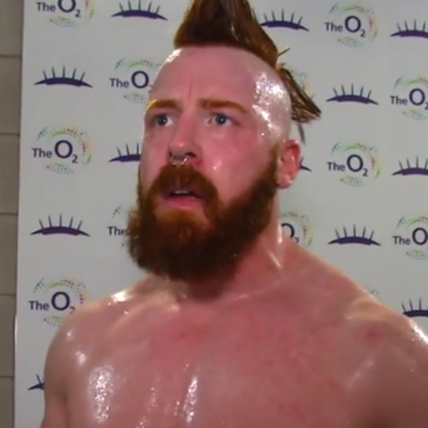 Bill Simmons Makes Sheamus Mad Online Cageside Seats