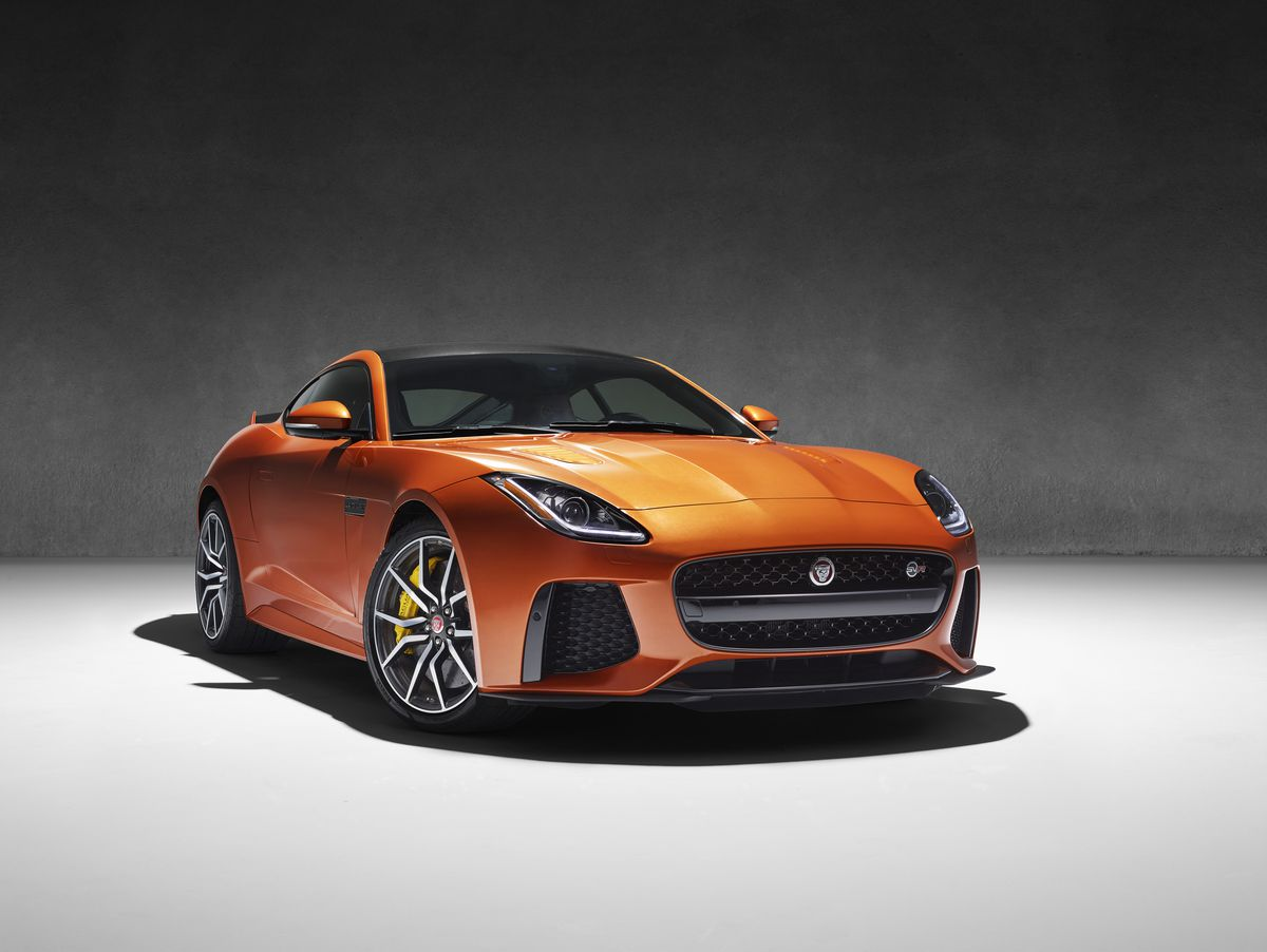 What Is It Really Like To Drive 200 Miles Per Hour The Verge That39s You39re Finished Just Hot Glue Circuit And Battery Jaguar F Type Svr 01