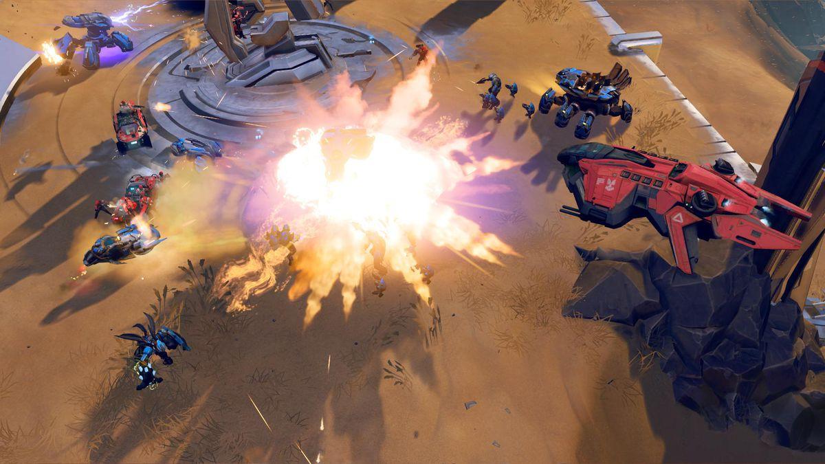 Halo Wars 2 screenshots