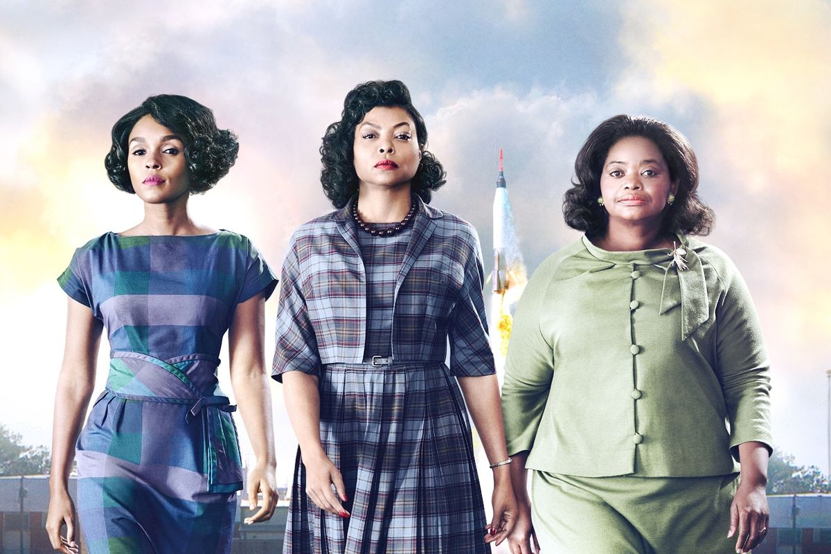 """Hidden Figures"" Film"