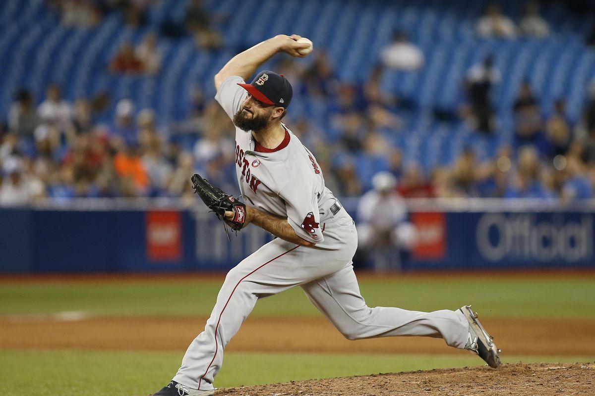 MLB: Boston Red Sox at Toronto Blue Jays