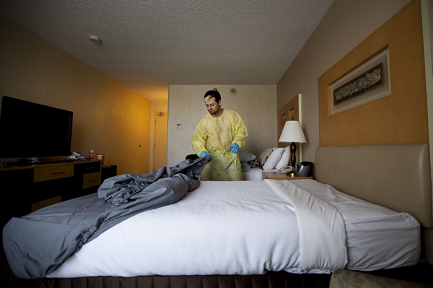 microbiome hotel wide