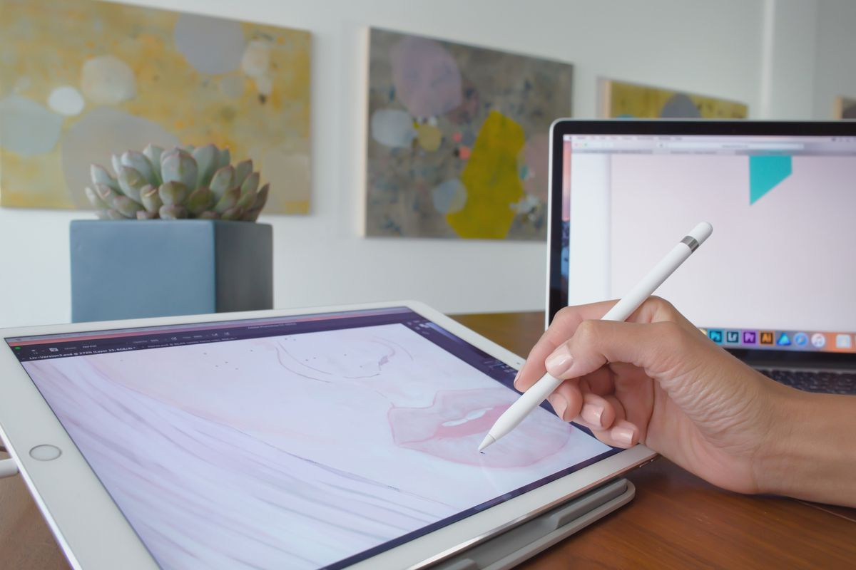 duet pro turns your ipad into a high end wacom tablet the verge