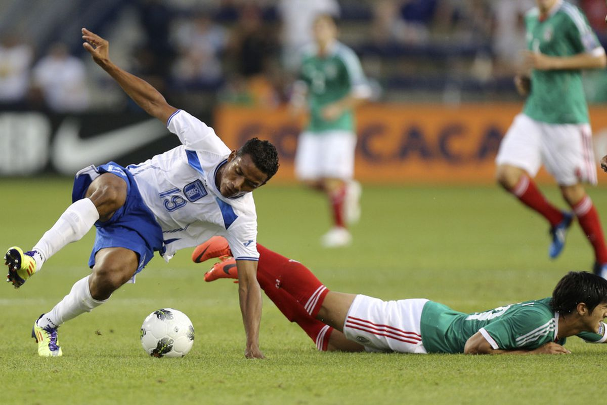 Luis Garrido is confirmed as Houston Dynamo target.
