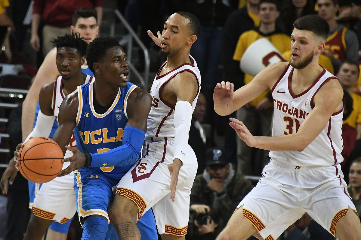 more photos ea221 e4a25 Aaron Holiday drags UCLA across the finish line - Pacific Takes