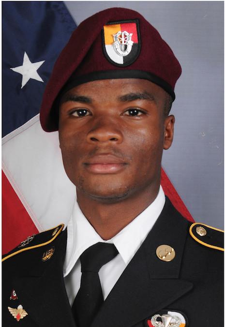 Sgt. La David Johnson | U.S. Army via AP