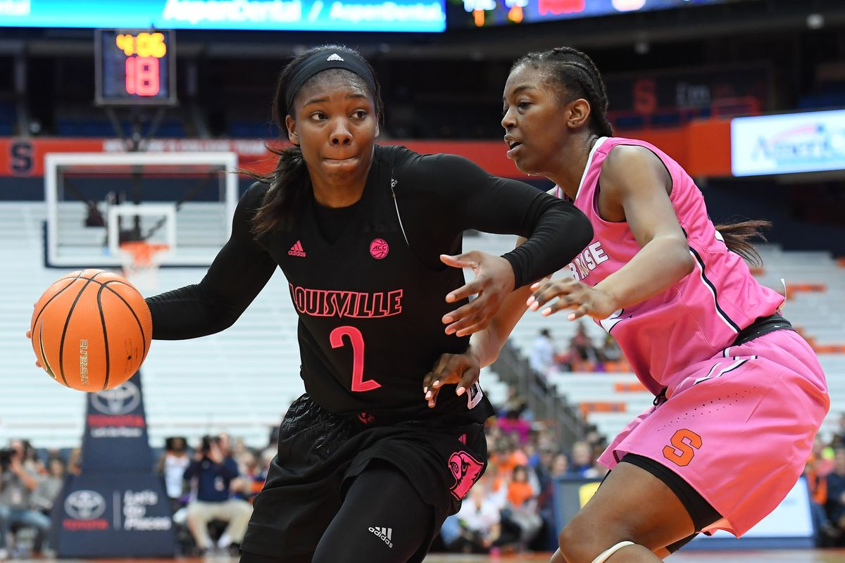 Syracuse Women S Basketball Loses To No 4 Louisville 84 77 Troy